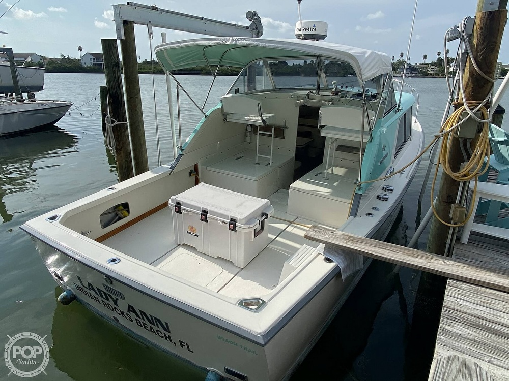 1964 Bertram boat for sale, model of the boat is Express 31 & Image # 3 of 40