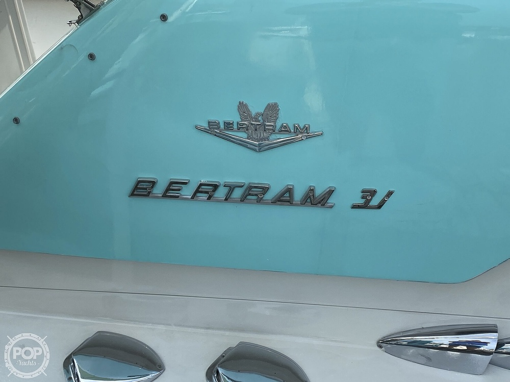 1964 Bertram boat for sale, model of the boat is Express 31 & Image # 7 of 40