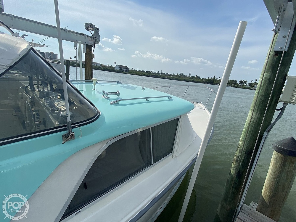 1964 Bertram boat for sale, model of the boat is Express 31 & Image # 10 of 40