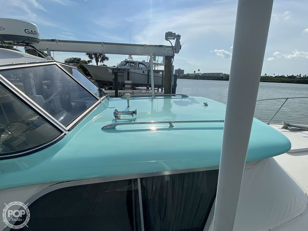 1964 Bertram boat for sale, model of the boat is Express 31 & Image # 11 of 40