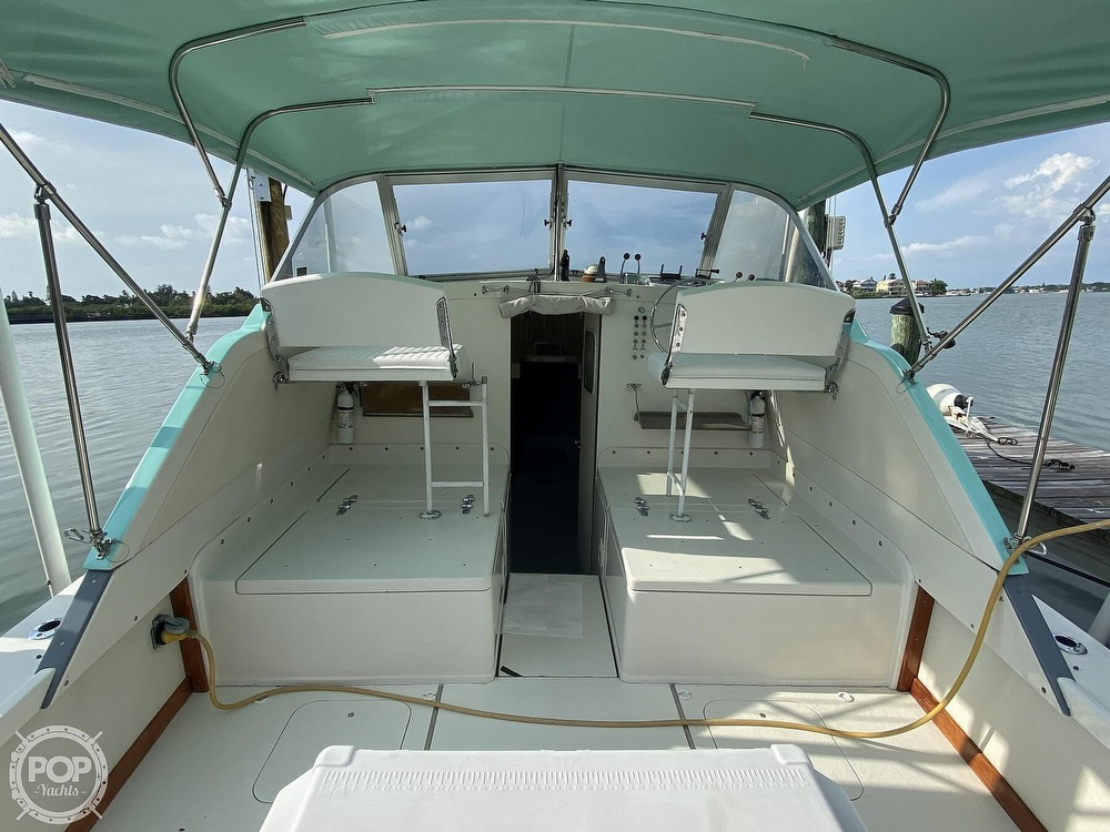 1964 Bertram boat for sale, model of the boat is Express 31 & Image # 13 of 40