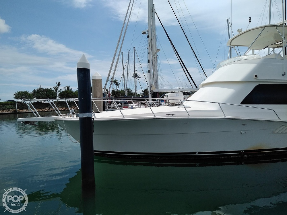 1998 Viking boat for sale, model of the boat is 47 & Image # 22 of 40