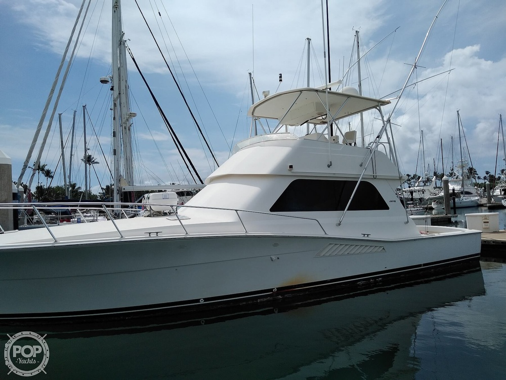 1998 Viking boat for sale, model of the boat is 47 & Image # 23 of 40