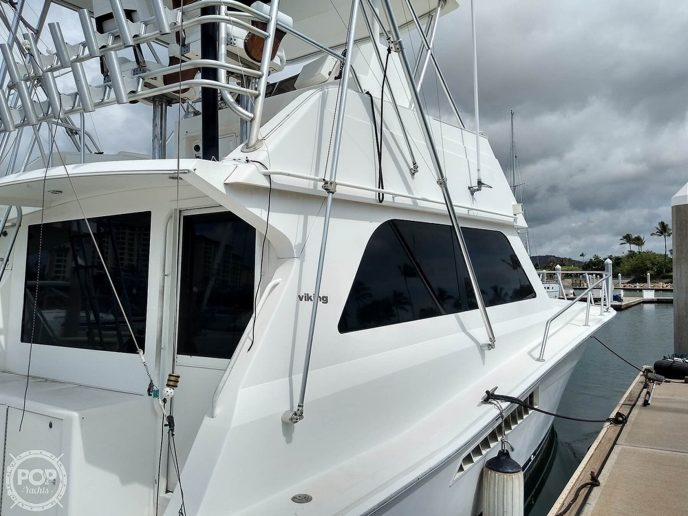1998 Viking boat for sale, model of the boat is 47 & Image # 24 of 40