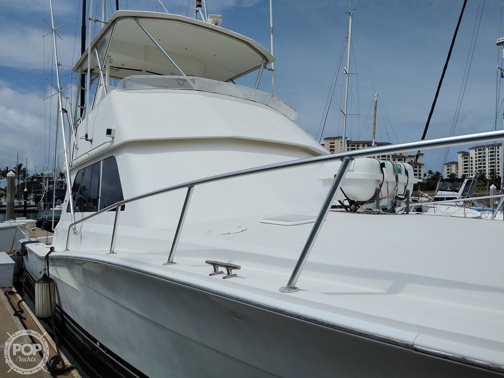1998 Viking boat for sale, model of the boat is 47 & Image # 28 of 40