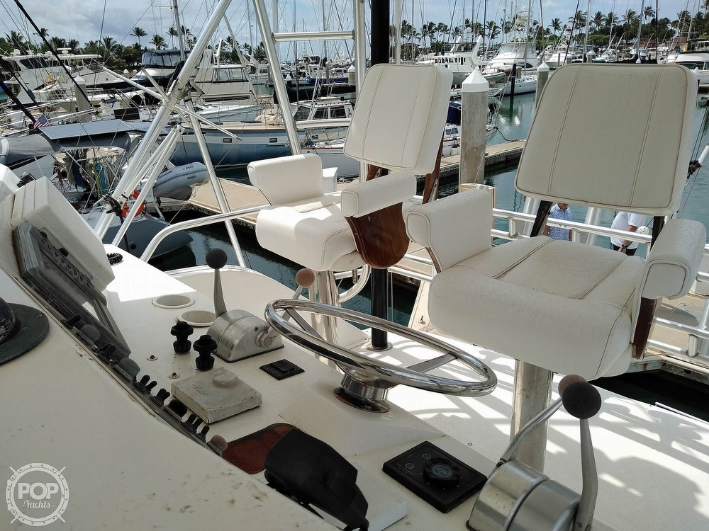 1998 Viking boat for sale, model of the boat is 47 & Image # 36 of 40