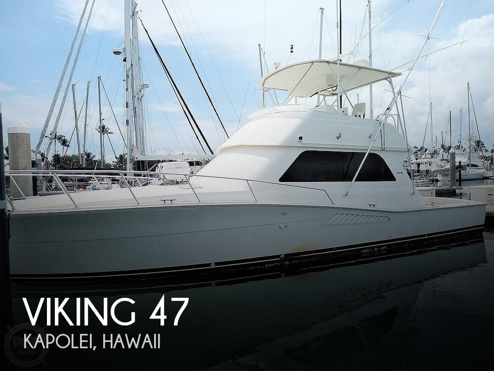 1998 VIKING 47 for sale