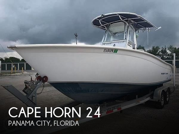 Used CAPE HORN Boats For Sale by owner | 2013 Cape Horn 24