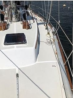 1984 Bristol boat for sale, model of the boat is 38.8 & Image # 37 of 41