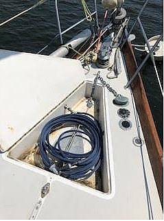1984 Bristol boat for sale, model of the boat is 38.8 & Image # 38 of 41