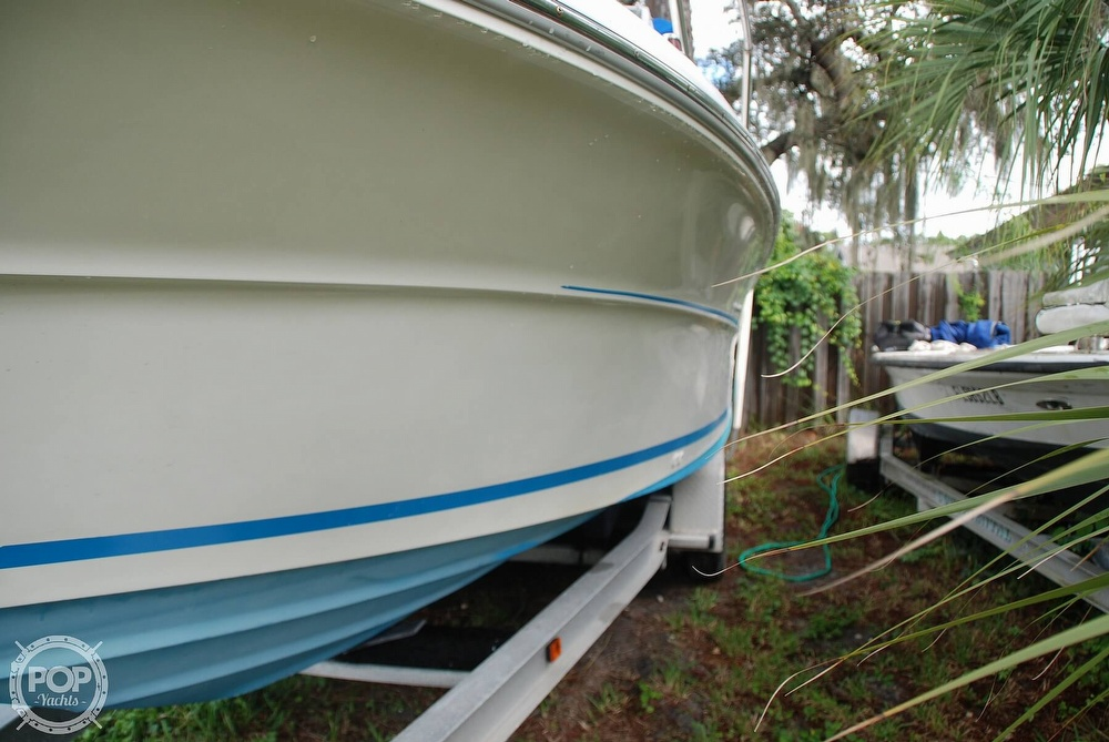 1996 Sea Ray boat for sale, model of the boat is Laguna 24 Flush Deck Cuddy & Image # 16 of 40
