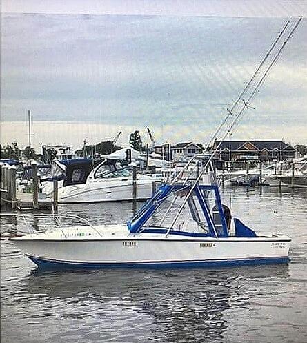 1978 Blackfin 25 - #$LI_INDEX