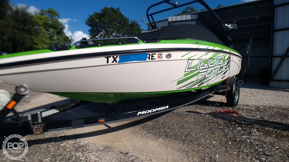 2012 Moomba boat for sale, model of the boat is LSV Liquid Force Package & Image # 30 of 40