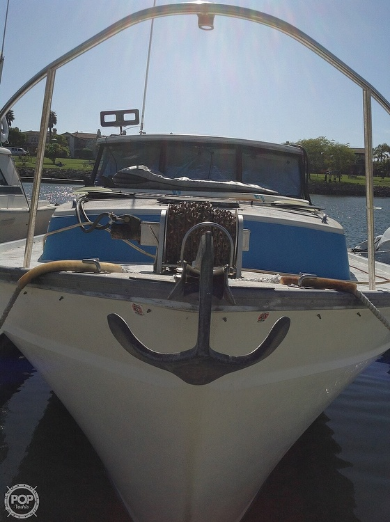 1980 Mainship boat for sale, model of the boat is 34 & Image # 3 of 14