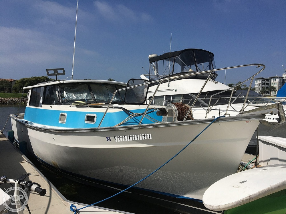1980 Mainship boat for sale, model of the boat is 34 & Image # 3 of 40