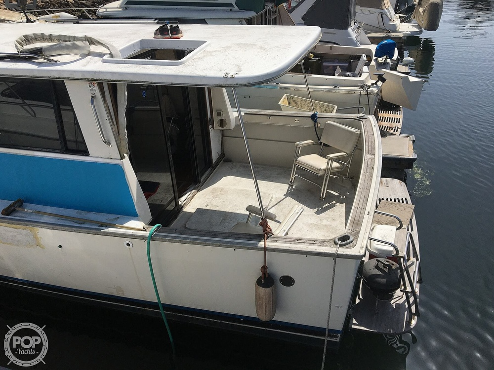 1980 Mainship boat for sale, model of the boat is 34 & Image # 5 of 40