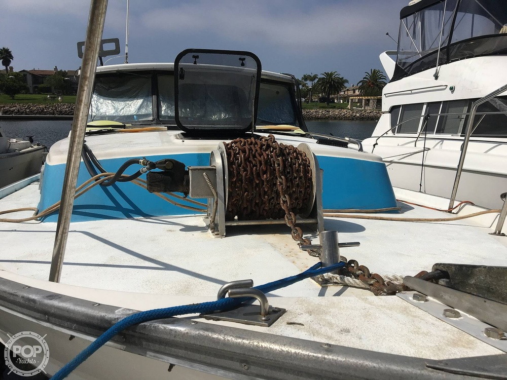 1980 Mainship boat for sale, model of the boat is 34 & Image # 8 of 40