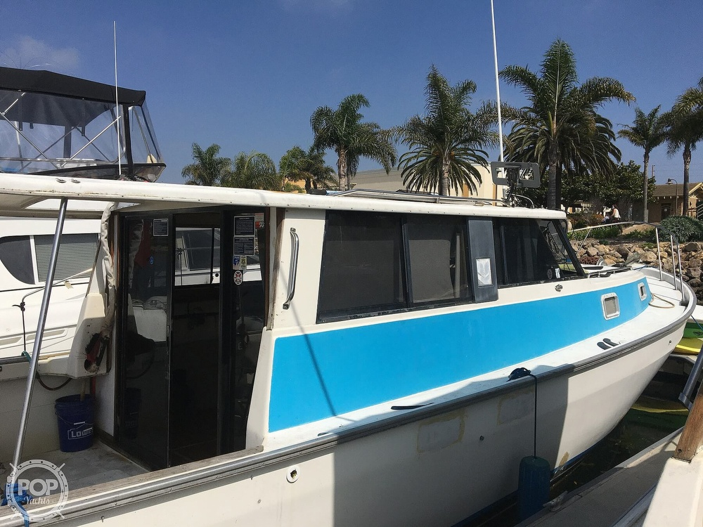 1980 Mainship boat for sale, model of the boat is 34 & Image # 9 of 40