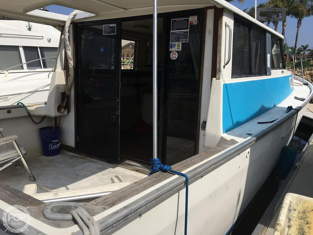 1980 Mainship boat for sale, model of the boat is 34 & Image # 11 of 40