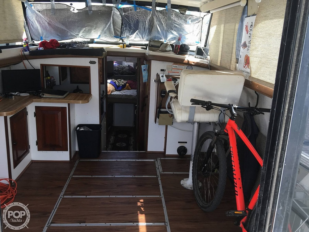 1980 Mainship boat for sale, model of the boat is 34 & Image # 13 of 40