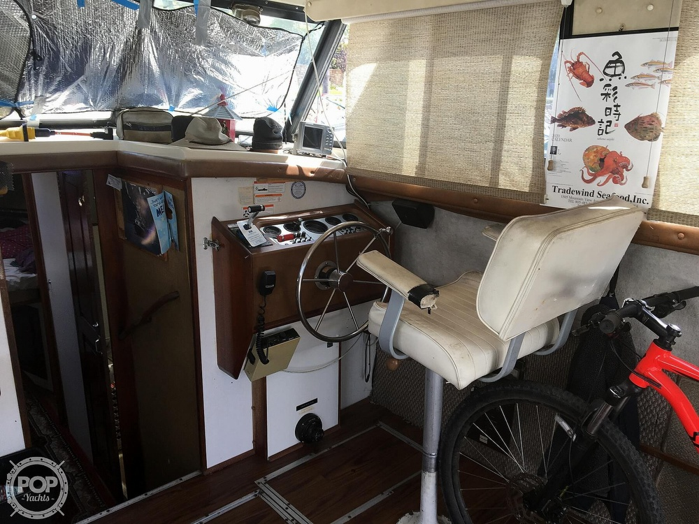 1980 Mainship boat for sale, model of the boat is 34 & Image # 14 of 40