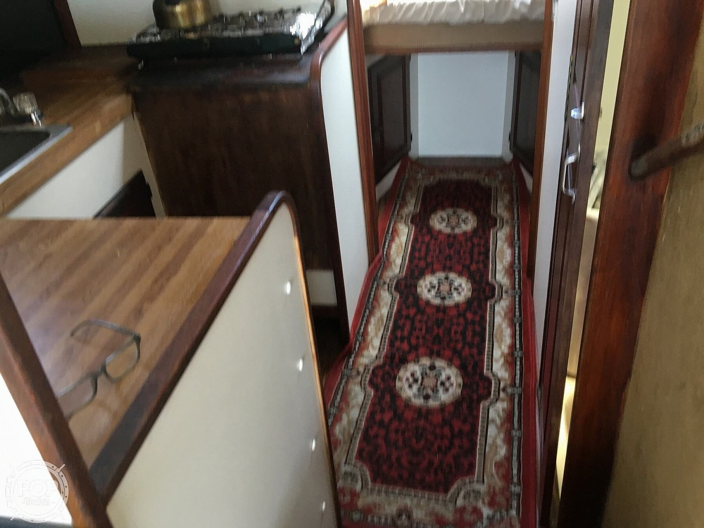 1980 Mainship boat for sale, model of the boat is 34 & Image # 16 of 40