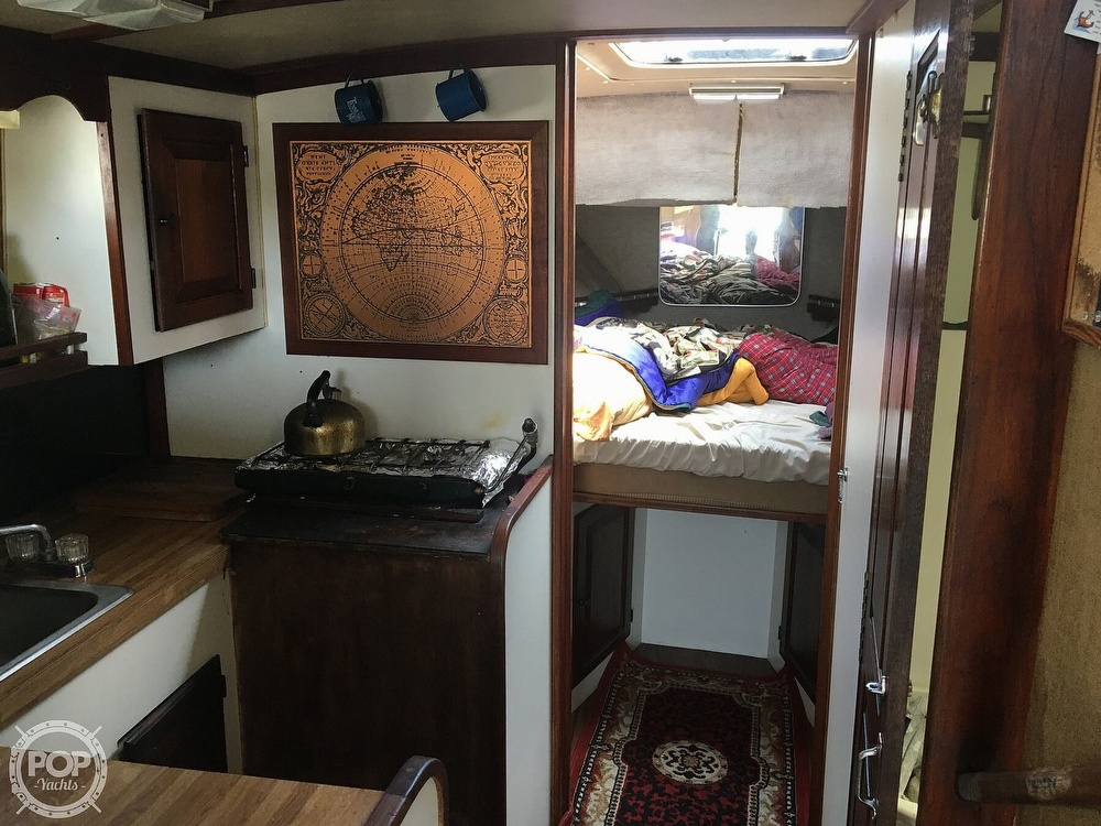 1980 Mainship boat for sale, model of the boat is 34 & Image # 17 of 40