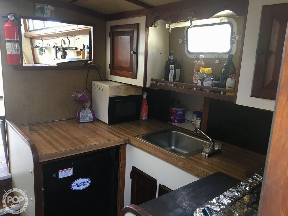 1980 Mainship boat for sale, model of the boat is 34 & Image # 19 of 40