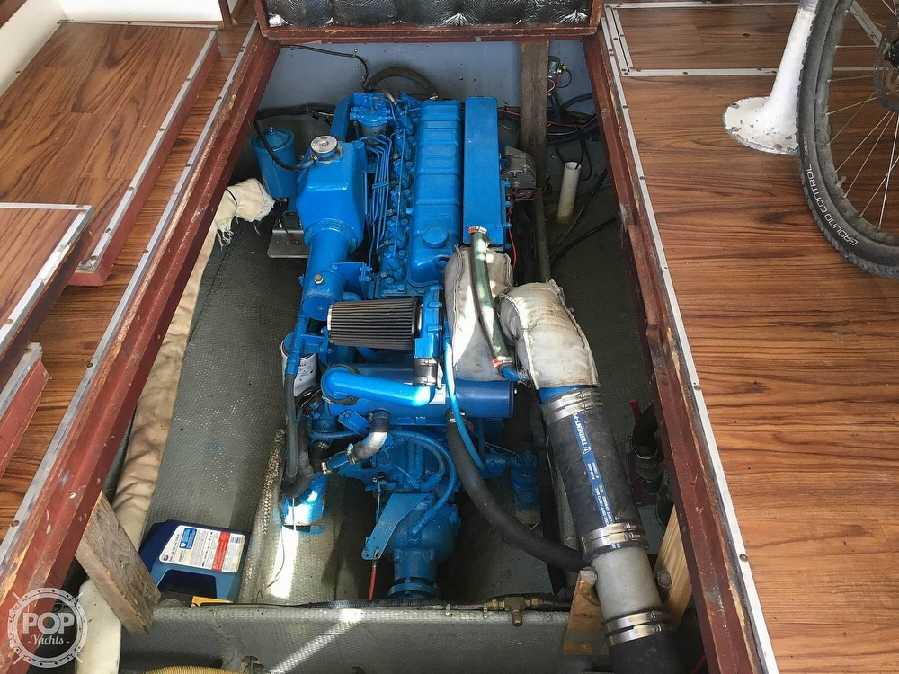 1980 Mainship boat for sale, model of the boat is 34 & Image # 24 of 40