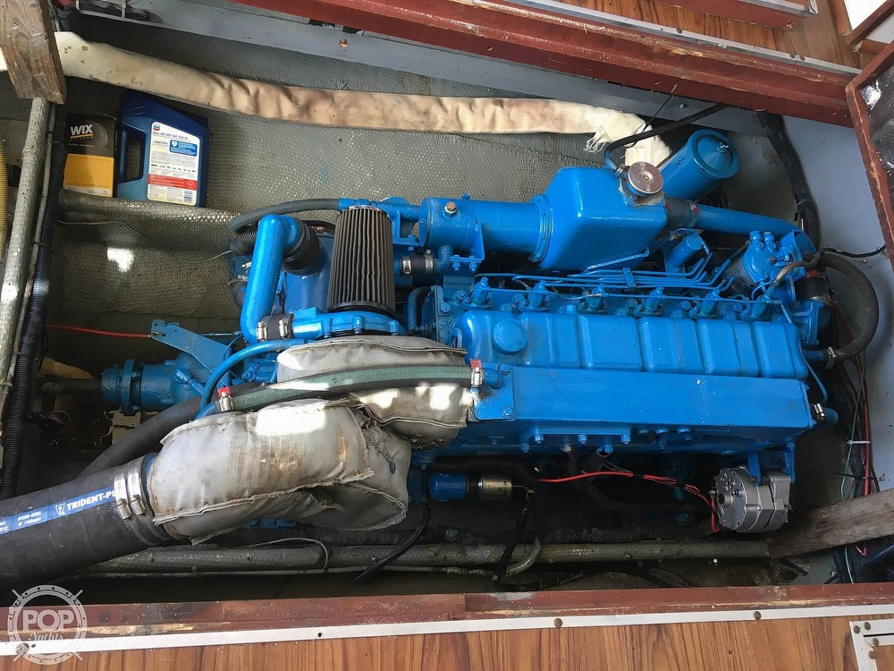 1980 Mainship boat for sale, model of the boat is 34 & Image # 25 of 40