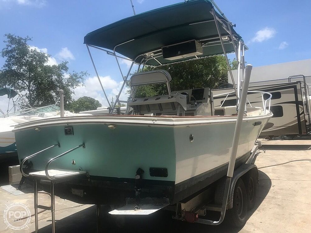 1989 Gulfstream Boats boat for sale, model of the boat is Morgan 25 CC & Image # 23 of 40