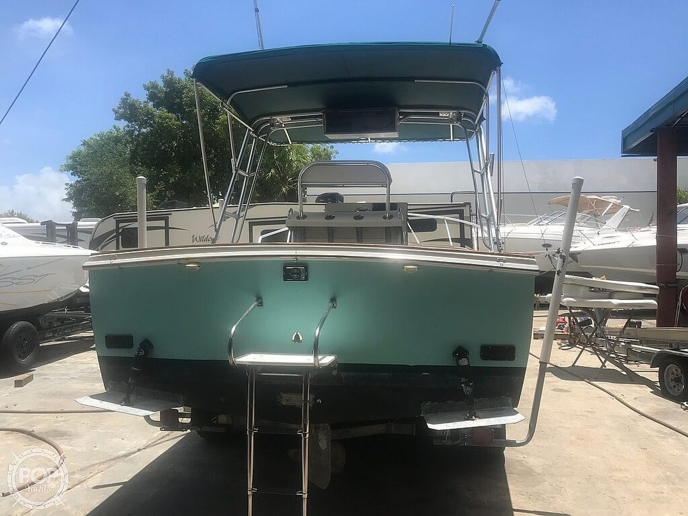 1989 Gulfstream Boats boat for sale, model of the boat is Morgan 25 CC & Image # 25 of 40