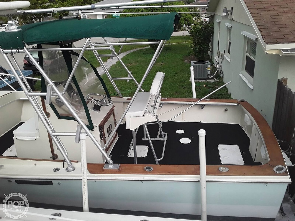 1989 Gulfstream Boats boat for sale, model of the boat is Morgan 25 CC & Image # 26 of 40