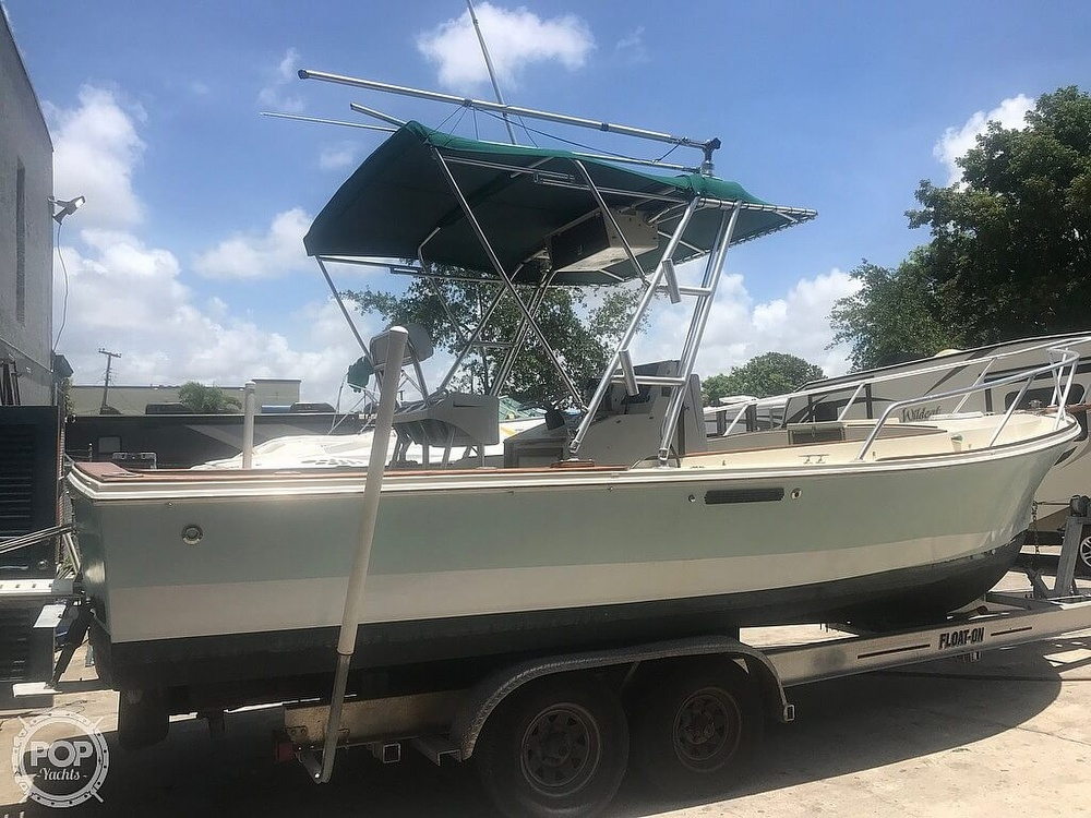 1989 Gulfstream Boats boat for sale, model of the boat is Morgan 25 CC & Image # 28 of 40