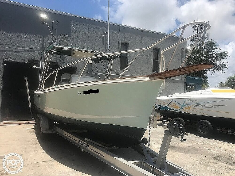 1989 Gulfstream Boats boat for sale, model of the boat is Morgan 25 CC & Image # 29 of 40