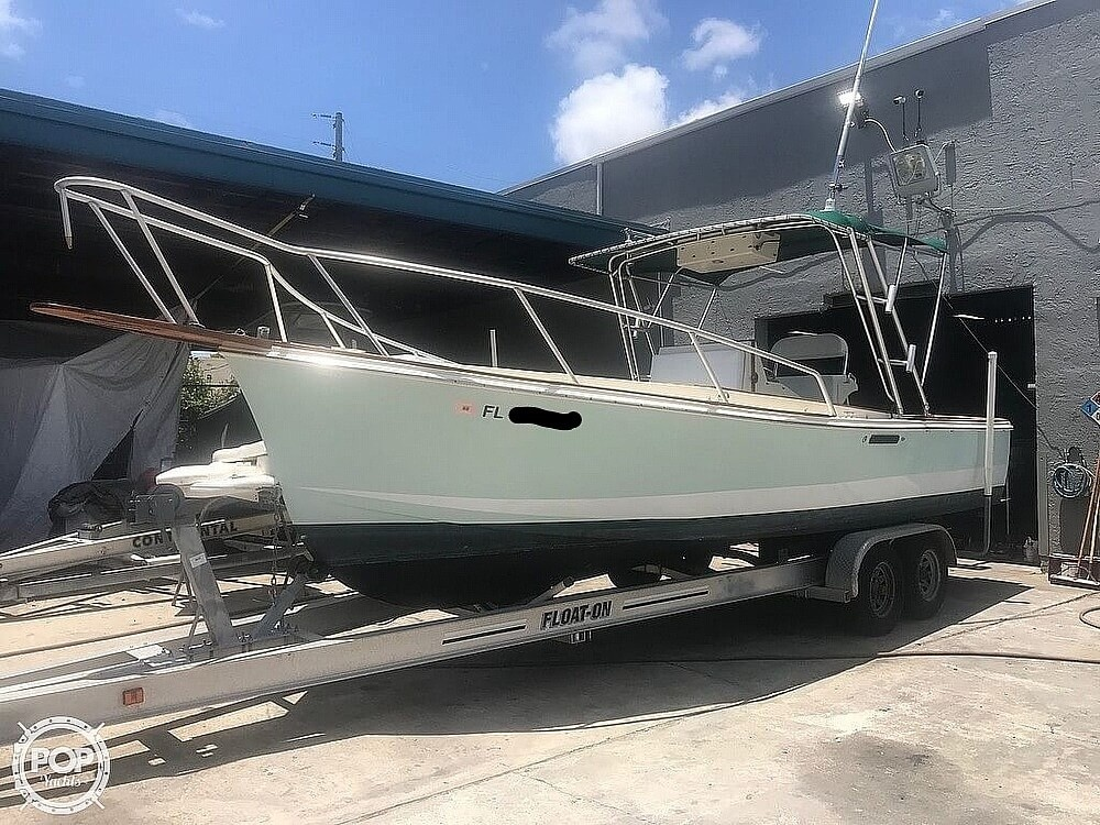 1989 Gulfstream Boats boat for sale, model of the boat is Morgan 25 CC & Image # 30 of 40