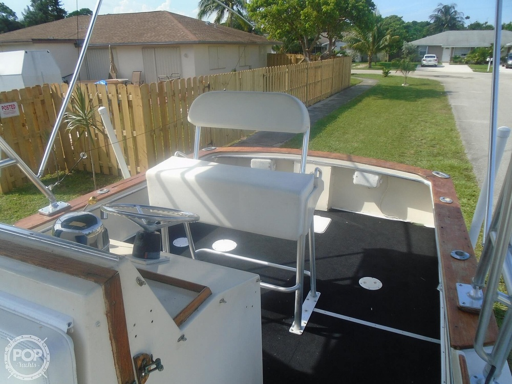1989 Gulfstream Boats boat for sale, model of the boat is Morgan 25 CC & Image # 6 of 40