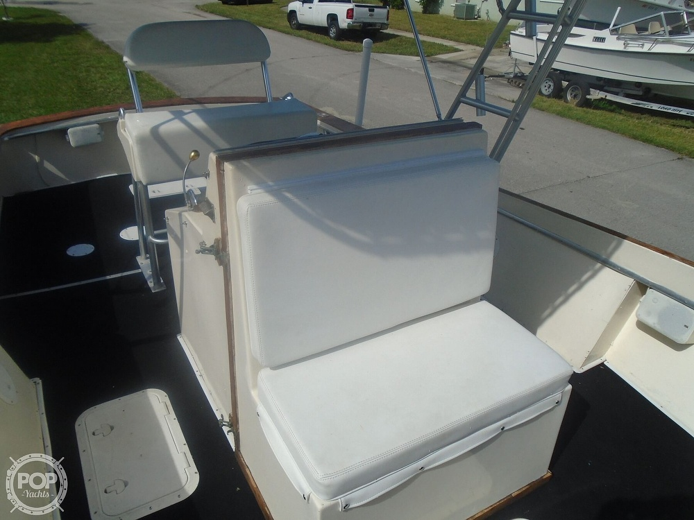 1989 Gulfstream Boats boat for sale, model of the boat is Morgan 25 CC & Image # 31 of 40