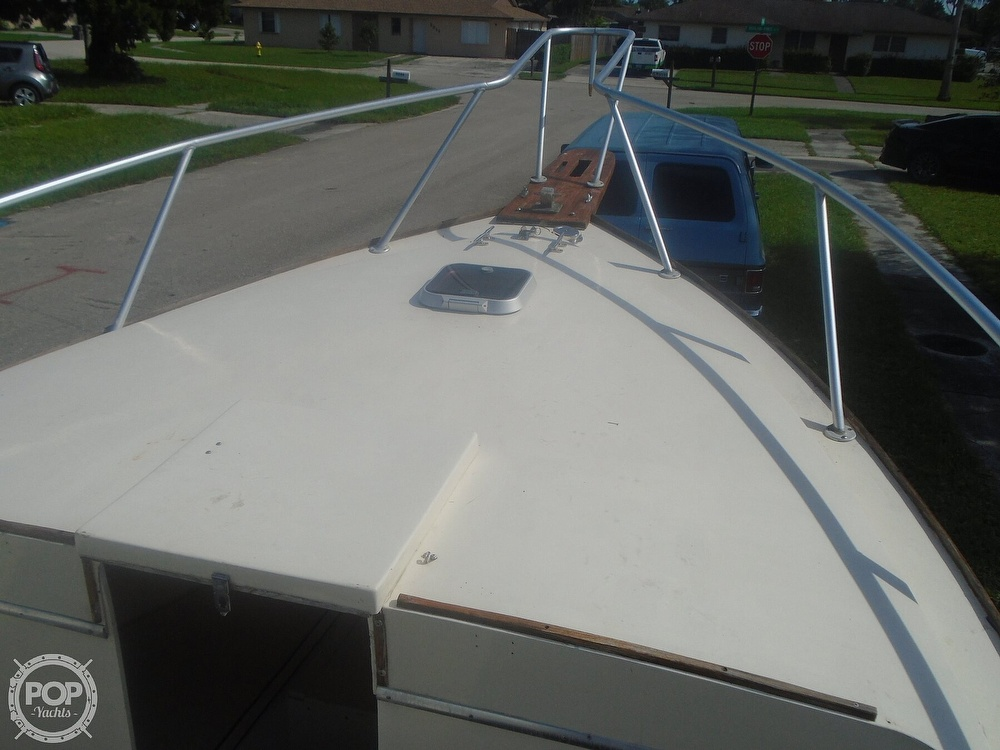 1989 Gulfstream Boats boat for sale, model of the boat is Morgan 25 CC & Image # 4 of 40
