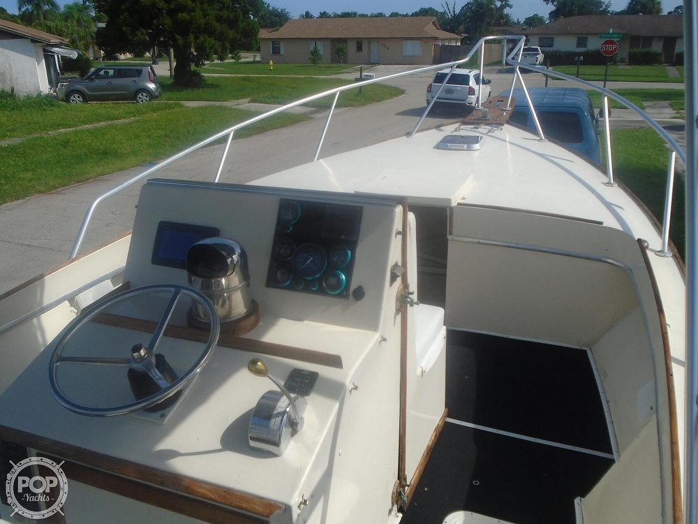 1989 Gulfstream Boats boat for sale, model of the boat is Morgan 25 CC & Image # 5 of 40