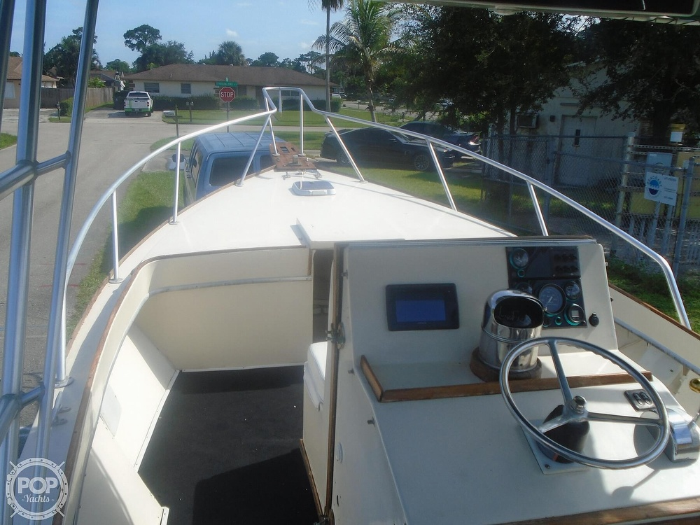 1989 Gulfstream Boats boat for sale, model of the boat is Morgan 25 CC & Image # 32 of 40