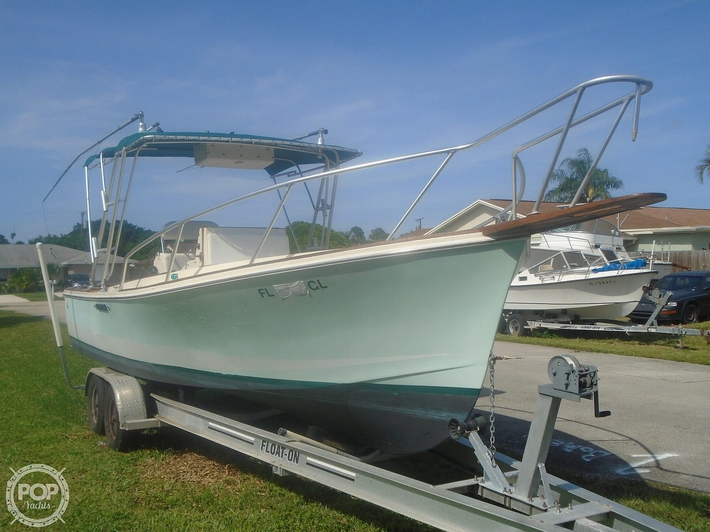 1989 Gulfstream Boats boat for sale, model of the boat is Morgan 25 CC & Image # 7 of 40