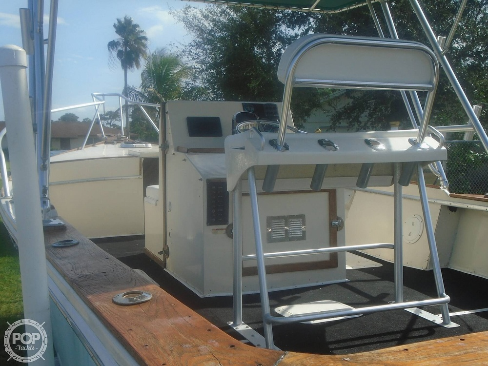 1989 Gulfstream Boats boat for sale, model of the boat is Morgan 25 CC & Image # 33 of 40
