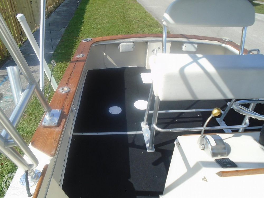 1989 Gulfstream Boats boat for sale, model of the boat is Morgan 25 CC & Image # 35 of 40