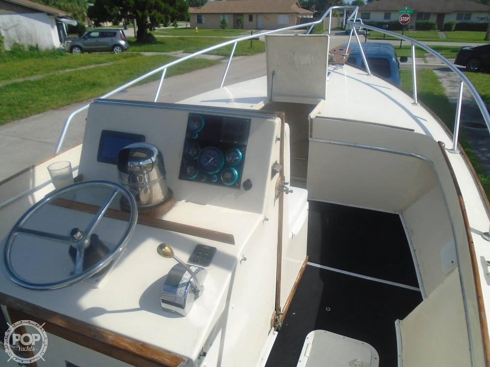 1989 Gulfstream Boats boat for sale, model of the boat is Morgan 25 CC & Image # 36 of 40