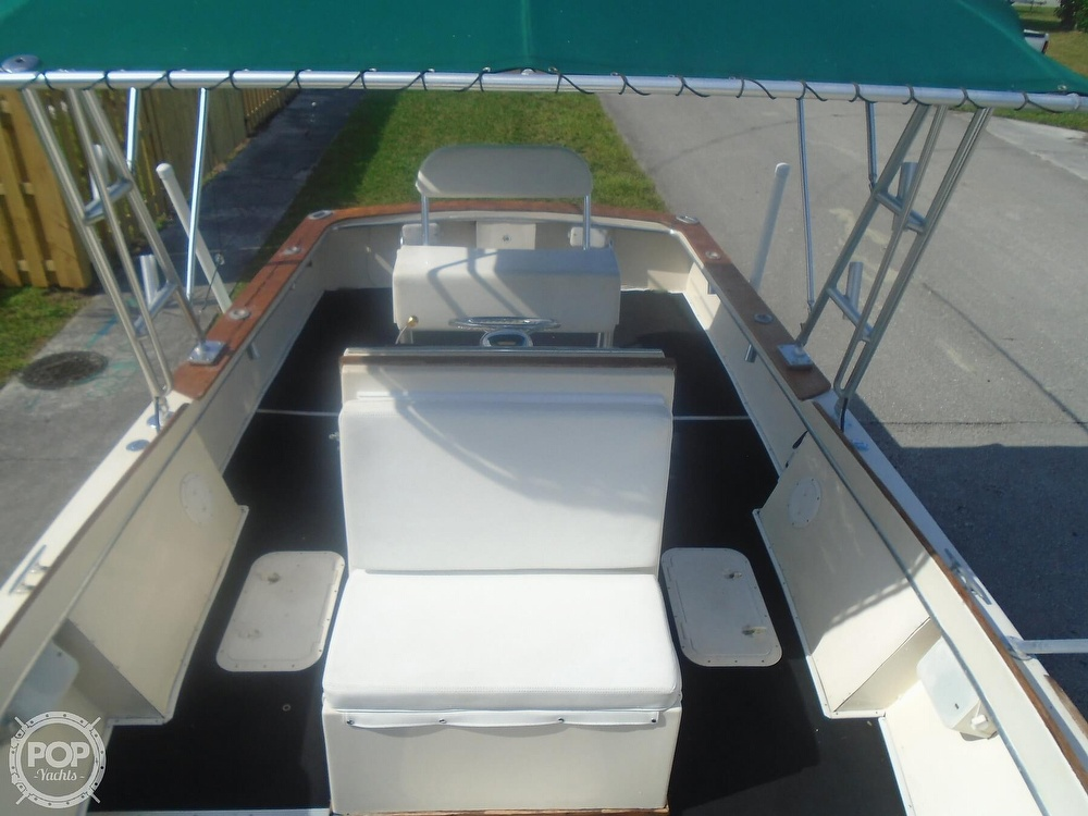1989 Gulfstream Boats boat for sale, model of the boat is Morgan 25 CC & Image # 14 of 40