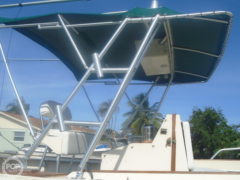 1989 Gulfstream Boats boat for sale, model of the boat is Morgan 25 CC & Image # 16 of 40