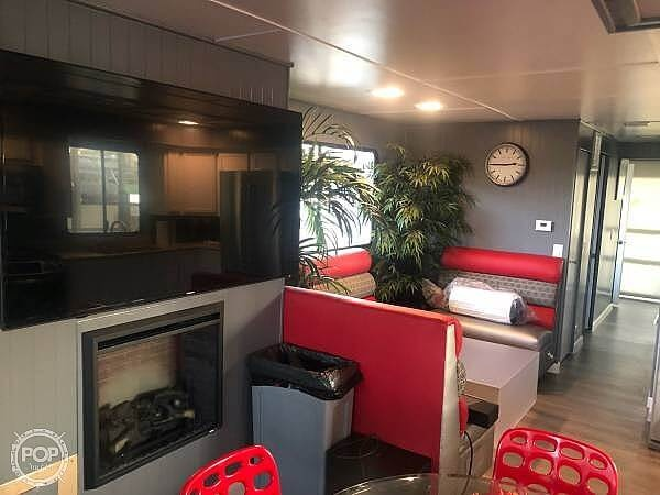 1996 Sumerset Houseboats boat for sale, model of the boat is 60 Foot Houseboat & Image # 3 of 40