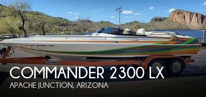 Used Commander Boats For Sale by owner | 2018 Commander 2300 LX