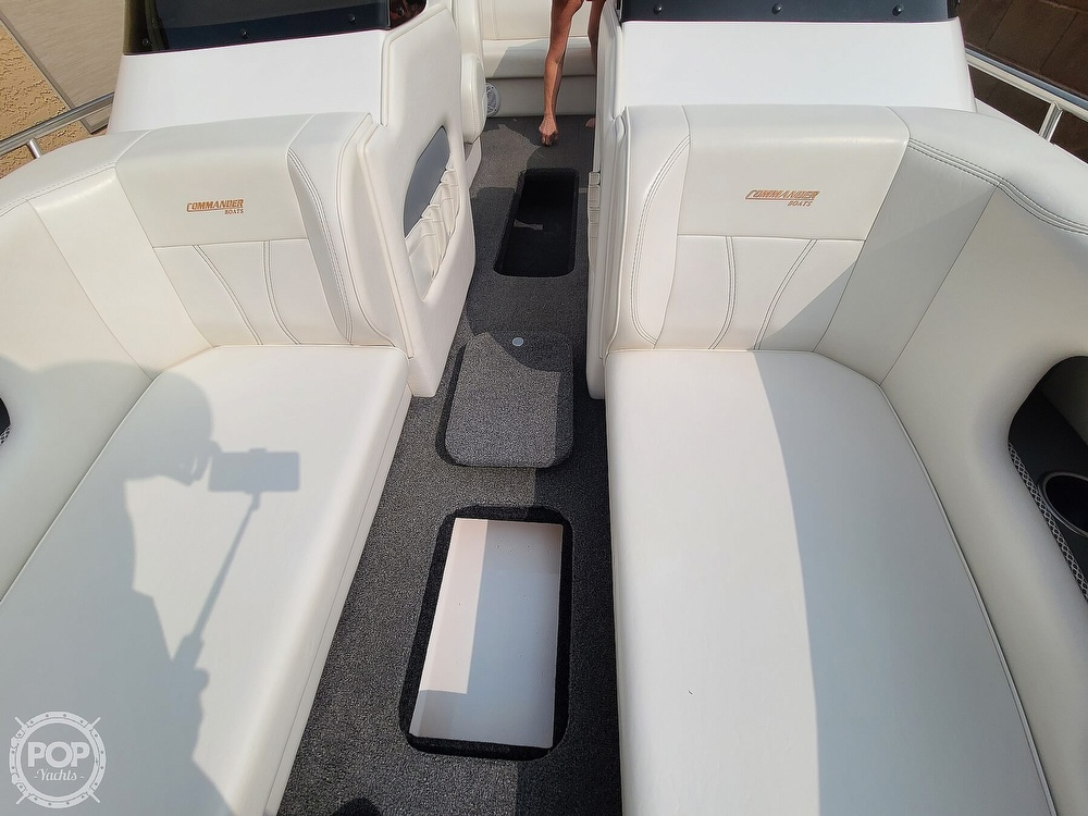 2018 Commander boat for sale, model of the boat is 2300 LX & Image # 32 of 40